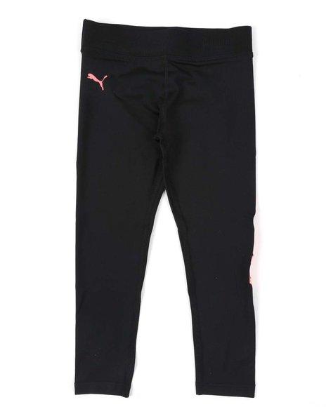 Puma - Slant Sports Pack Fashion Leggings (4-6X)