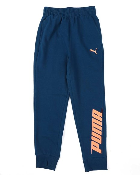Puma - Speed Pack French Terry Essential Joggers (8-20)