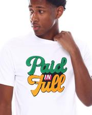 Shirts - Paid in Full Chenille Tee-2538631