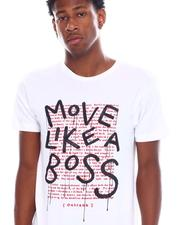 OUTRANK - Move Like a Boss Tee-2538775