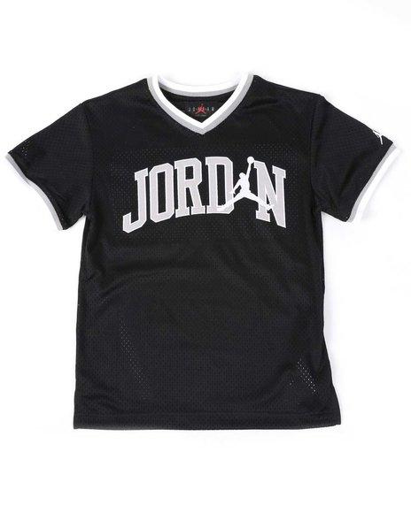 Air Jordan - JDB Jordan Mesh 23 Shooting Shirt (8-20)