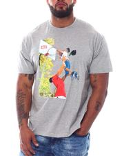 Big & Tall - Manasseh The Dunk T-Shirt (B&T)-2540967