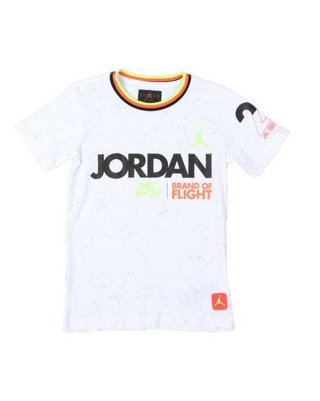 Air Jordan - JDB School of Flight Tee (8-20)