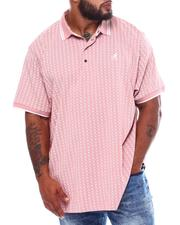 Men - All Over Pattern Short Sleeve Polo (B&T)-2537904