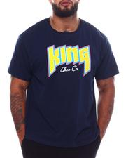 Big & Tall - King Knit T-Shirt (B&T)-2539024