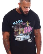 Hustle Gang - Made In The 80s Tee (B&T)-2540302