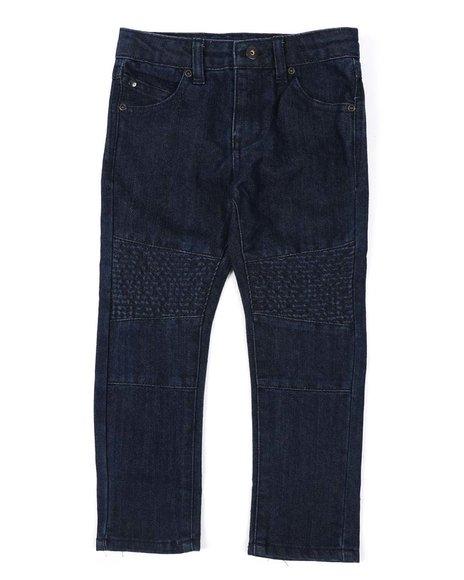DKNY Jeans - Wooster Skinny 5 Pocket Moto Jeans (4-7)
