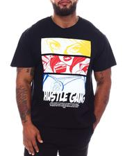 Hustle Gang - Action Hstle Anime Tee (B7T)-2540316