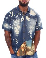 AKOO - Hunting Short Sleeve Woven Shirt (B&T)-2540109