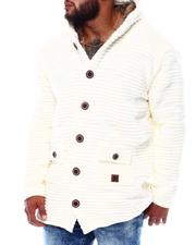 Makobi - Elongated Hoody Sweater (B&T)-2540126