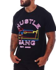 Hustle Gang - Triple Glow Scale Tee (B&T)-2540209