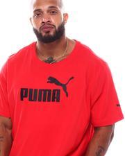 Puma - ESS Logo Tee (B&T)-2539979