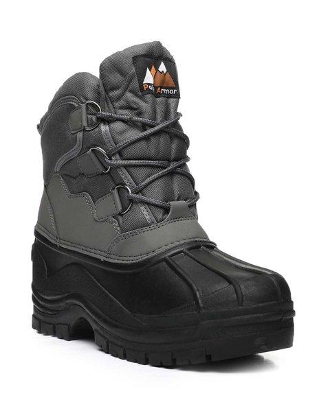 Polar Armor - Peak-01 Snow Boots