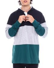 Buyers Picks - Tri Color Hoodie Rugby-2539806