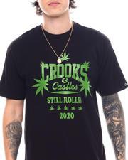Crooks & Castles - STILL ROLLIN' S/S TEE-2539456