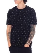 Shirts - SS LIQUID CK PRINT CREWNECK TEE-2539671