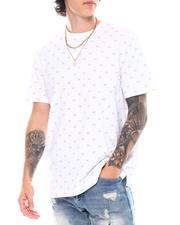 Shirts - SS LIQUID CK PRINT CREWNECK TEE-2539688