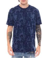 Shirts - SS CAMO FLORAL CREW TEE-2539700