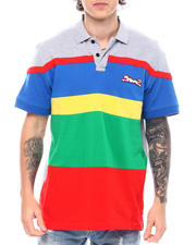 Le Tigre - Colorblock Stripe Polo-2540157