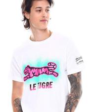 Le Tigre - Agassi Glow Tee-2540035