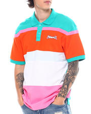 Le Tigre - Colorblock Stripe Polo-2540145