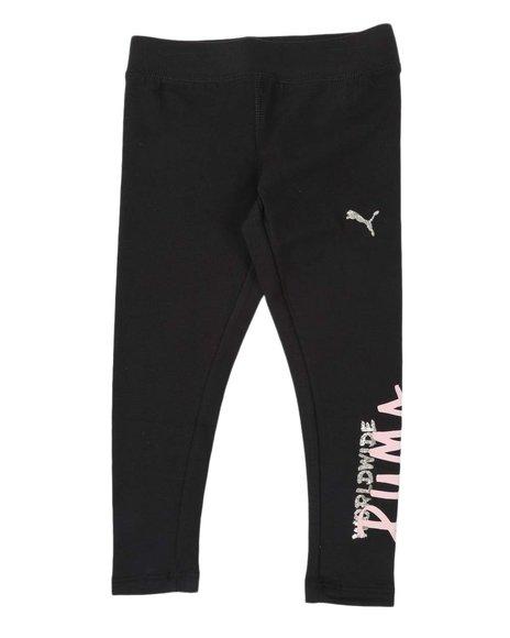 Puma - Tag Pack Fashion Leggings (4-6X)