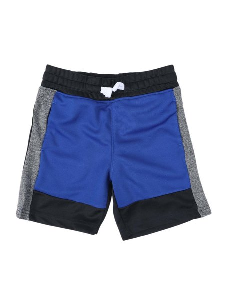Southpole - Color Block Marled Shorts (4-7)
