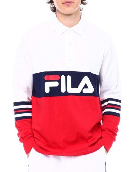 Fila - Syd Long Sleeve Polo