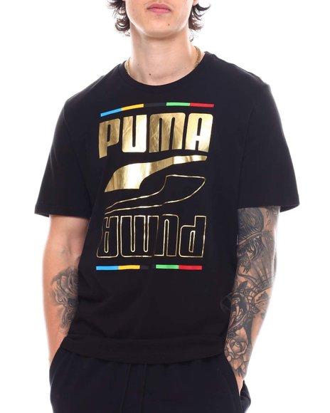 Puma - Rebel Tee 5 Continents