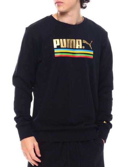 Puma - TFS WORLD HOOD Crew Sweatshirt