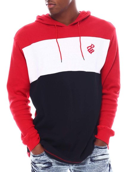 Rocawear - ICON THERMAL HOODY