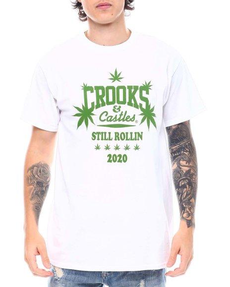 Crooks & Castles - STILL ROLLIN' S/S TEE
