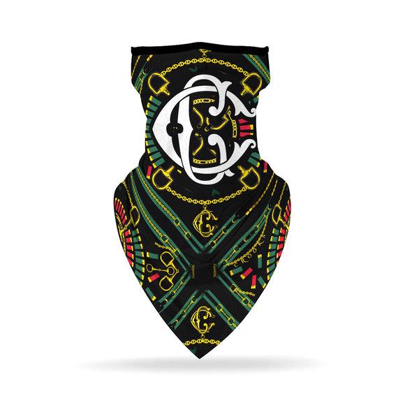 Crooks & Castles - CC Bandana Face Mask (Unisex)