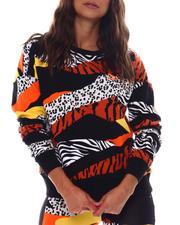 Women - Classics AOP Crew Sweatshirt FT-2541251