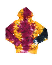 Hoodies - Allover Print Front Pocket Pullover Hoodie (8-20)-2540407