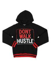 Boys - Dont Walk Hu$tle Pullover Hoodie (8-20)-2540519
