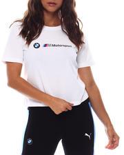 Women - BMW MMS Wmn Logo Tee-2541266