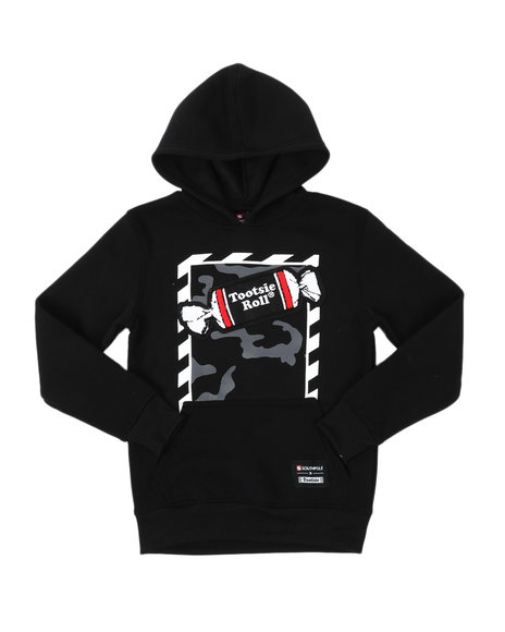 Southpole - Southpole x Tootsie Chenille Fleece Pullover Hoodie (8-20)