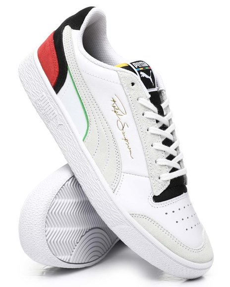 Puma - Puma x Ralph Sampson Lo Worldhood Sneakers