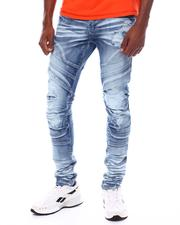 Copper Rivet - Premium Washed Distressed Jean-2541933