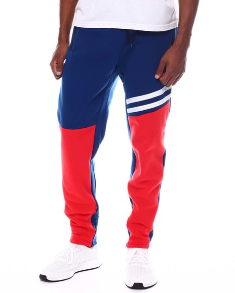 Buyers Picks - Color Block Bar Stripe Track Pant