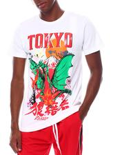 Shirts - Burn Up Tee-2542257
