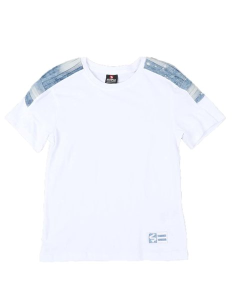 Southpole - Denim Combined Tee (8-20)