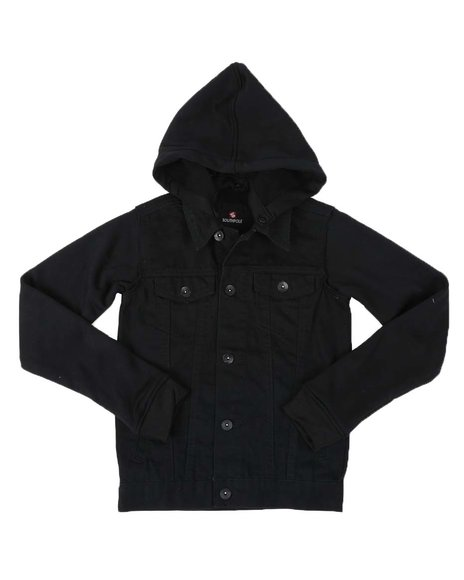 Southpole - Hooded Denim Jacket (8-20)