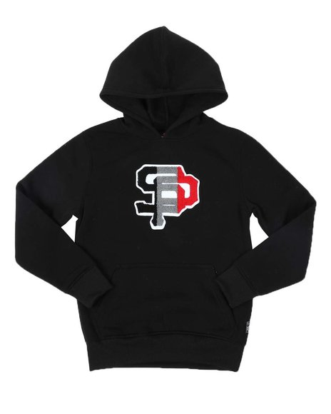 Southpole - Chenille Fleece Pullover Hoodie (8-20)
