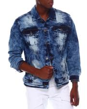 Copper Rivet - Vintage Wash Denim Jacket-2541913