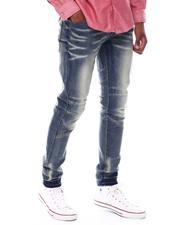 Jeans - BASIC WASHING DENIM PANT - SLIM FIT-2542341