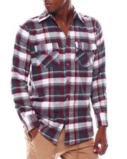 Fall-Winter - Vintage Plaid Flannel-2542746