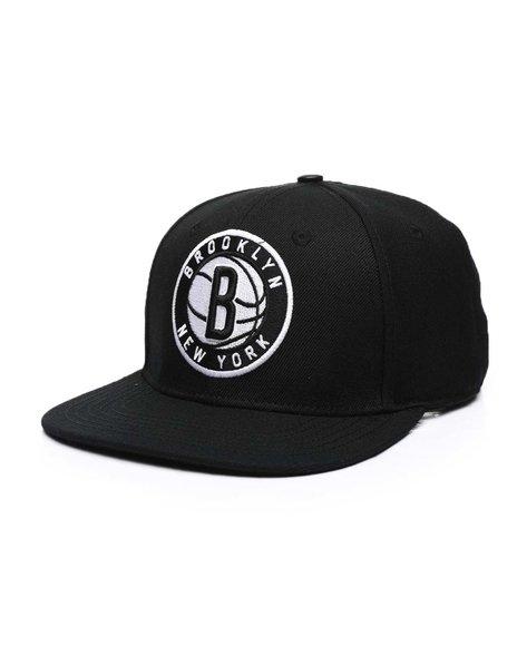 Pro Standard - Brooklyn Nets Logo Snapback Hat