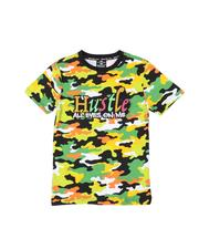 SWITCH - Hustle Camo T-Shirt (8-20)-2541443
